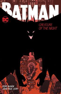 Batman: Creature of the Night book