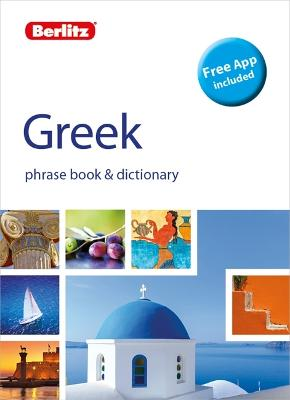 Berlitz Phrasebook & Dictionary Greek(Bilingual dictionary) by Berlitz
