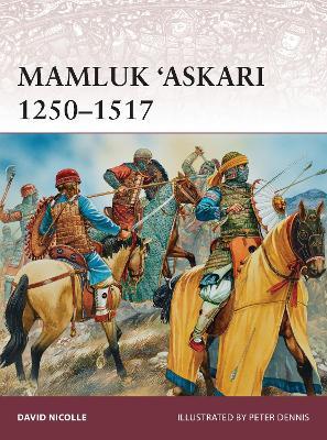 Mamluk `Askari 1250-1517 book