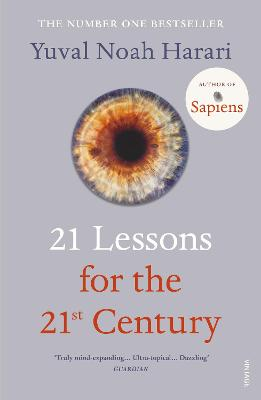21 Lessons for the 21st Century book