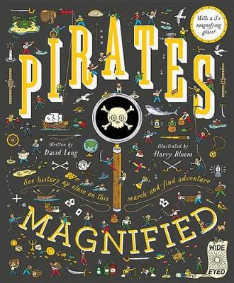 Pirates Magnified by Professor David Long