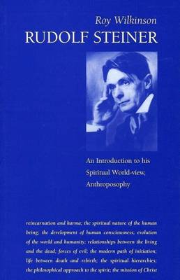 Rudolf Steiner by Roy Wilkinson