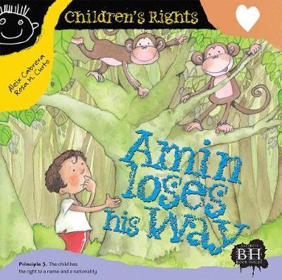Amin Loses His Way by Aleix Cabrera