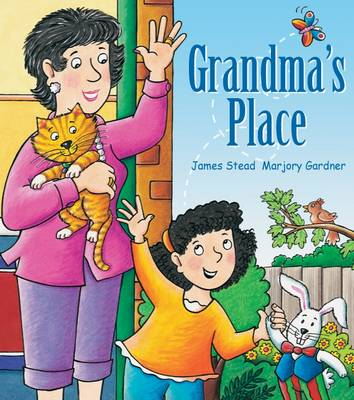 Grandma's Place by STEAD JAMES