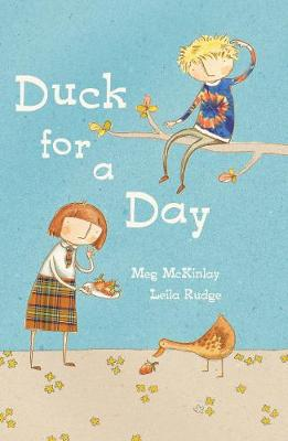 Duck For A Day book