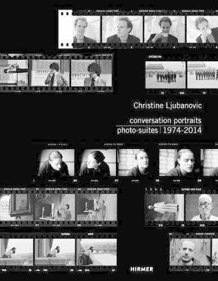 Conversation Portraits: Photo-Suites 1974-2014 by Hans Ulrich Obrist
