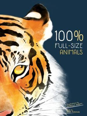 100% Full-size Animals by Isabella Grott