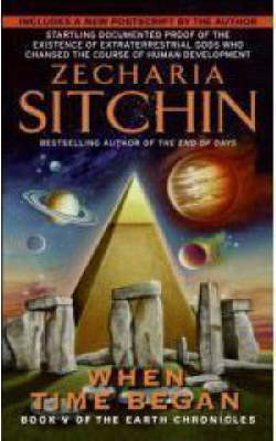 When Time Began by Zecharia Sitchin