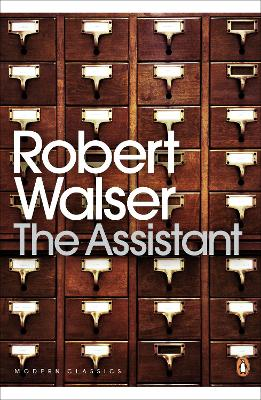 The The Assistant by Robert Walser
