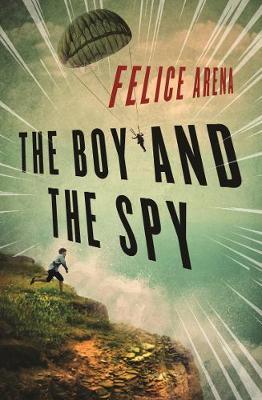 Boy and the Spy by Skye Melki-Wegner