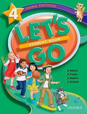 Let's Go: 4: Student Book by Ritsuko Nakata