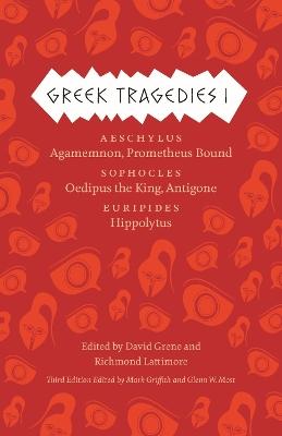 Greek Tragedies 1 by Mark Griffith