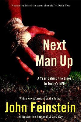 Next Man Up by John Feinstein