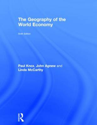 Geography of the World Economy book