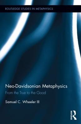 Neo-Davidsonian Metaphysics book