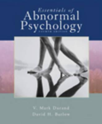 Essentials of Psychology by David H. Barlow