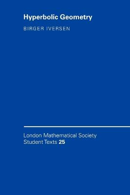 Hyperbolic Geometry book