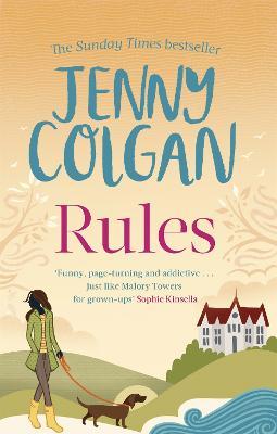 Maggie Adair: #2 Rules by Jenny Colgan