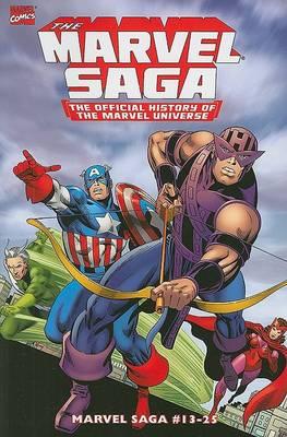 Essential Marvel Saga Vol.2 by Stan Lee