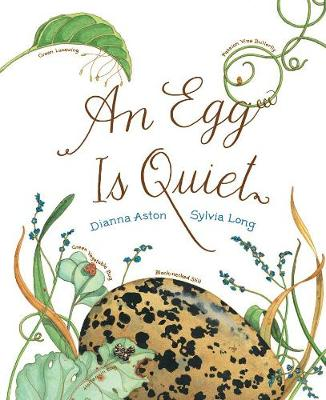 Egg is Quiet book