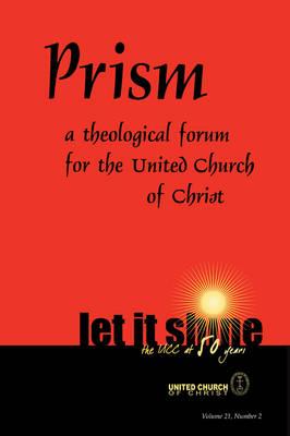 Prism Volume 22 No.1 by John Lynes
