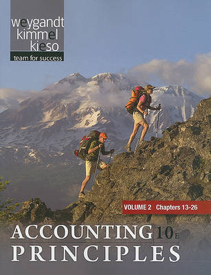 Accounting Principles  v. 2 by Jerry J. Weygandt