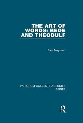 The Art of Words: Bede and Theodulf book