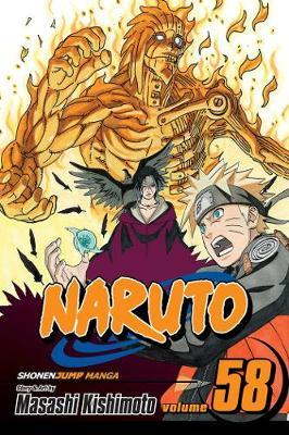 Naruto, Vol. 58 by Masashi Kishimoto
