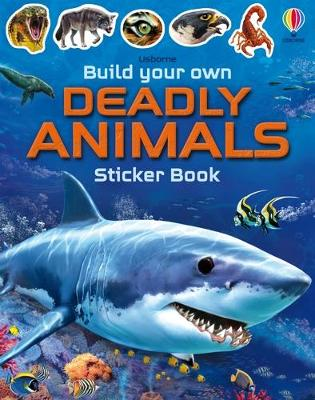 Build Your Own Deadly Animals book