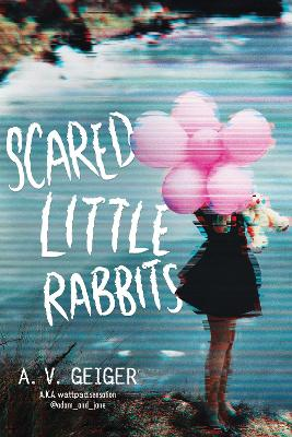 Scared Little Rabbits by A. V. Geiger