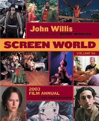 Screen World book