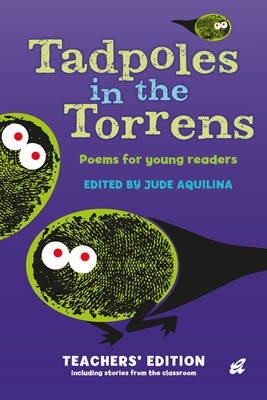 Tadpoles in the Torrens by Jude Aquilina