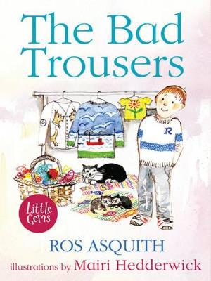 Bad Trousers book