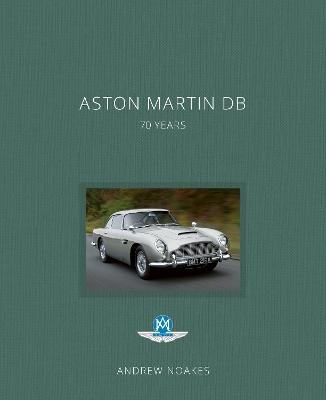 Aston Martin DB: 70 Years book