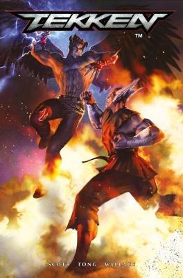 Tekken book