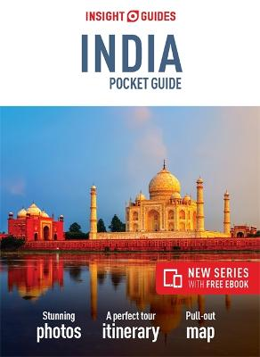 Insight Guides Pocket India (Travel Guide with Free eBook) by Insight Guides