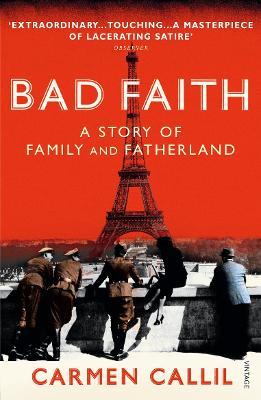 Bad Faith book