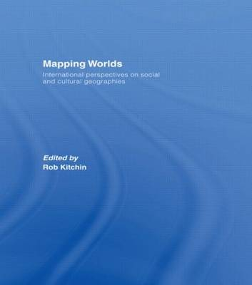 Mapping Worlds by Rob Kitchin