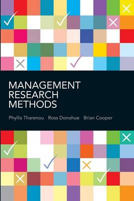 Management Research Methods by Phyllis Tharenou