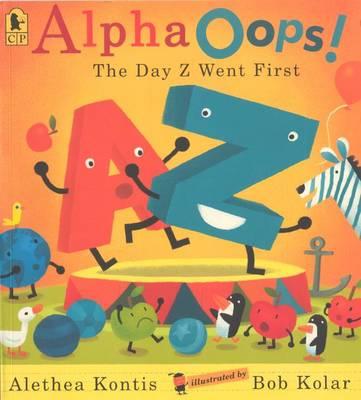 Alpha Oops! by Alethea Kontis