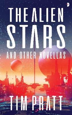 The Alien Stars: And Other Novellas book
