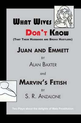 What Wives Don't Know by Alan Baxter