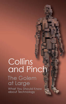 The Golem at Large by Harry Collins