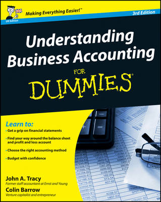 Understanding Business Accounting for Dummies 3E by John A. Tracy