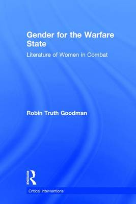Gender for the Warfare State book