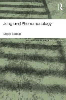 Jung and Phenomenology book