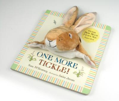 Guess How Much I Love You: One More Tickle! book