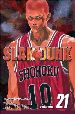Slam Dunk, Volume 21 by Takehiko Inoue