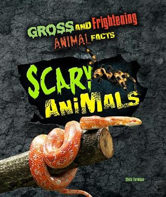 Scary Animals book