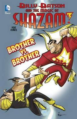 Brother vs. Brother! book